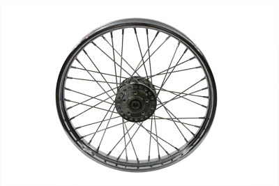 "V-Twin 52-0819 - 21"" Replica Front Spoke Wheel"