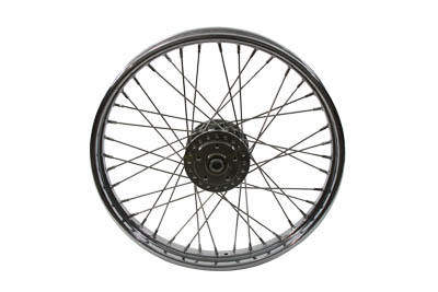 "V-Twin 52-0828 - 21"" Front Spoke Wheel"