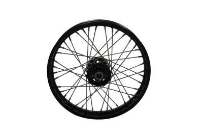 "V-Twin 52-0881 - 18"" Replica Front or Rear Spoke Wheel"