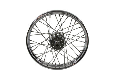 "V-Twin 52-0885 - 18"" Rear Spoke Wheel"