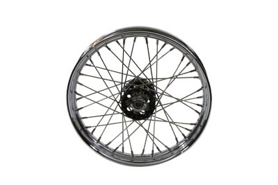 "V-Twin 52-0886 - 18"" Replica Spoke Wheel"