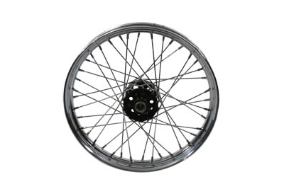 "V-Twin 52-0887 - 19"" Replica Spoke Wheel"