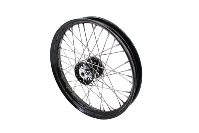 "V-Twin 52-0889 - 19"" Replica Front or Rear Wheel"