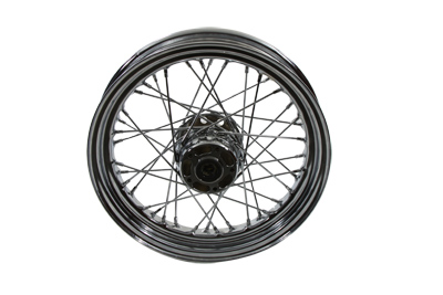 "V-Twin 52-0905 - Front Spoked 16"" Wheel"