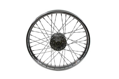 "V-Twin 52-0943 - 21"" Front Spoke Wheel"