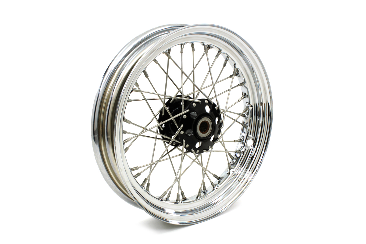 "16"" INDIAN REPLICA FRONT OR REAR WHEEL VTWIN 52-1036"
