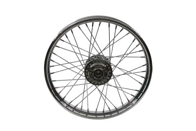 "V-Twin 52-2002 - 21"" Replica Front Spoke Wheel"