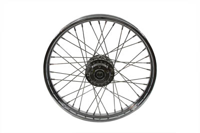 "V-Twin 52-2003 - 21"" Replica Front Spoke Wheel"