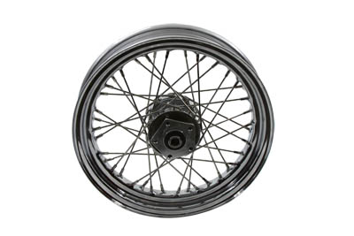 "V-Twin 52-2020 - 16"" Front Spoke Wheel"