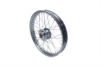 "V-Twin 52-2023 - 21"" Replica Front Spoke Wheel"