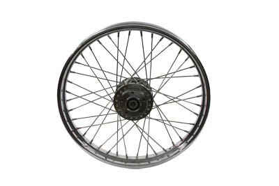 "V-Twin 52-2024 - 21"" Replica Front Spoke Wheel"