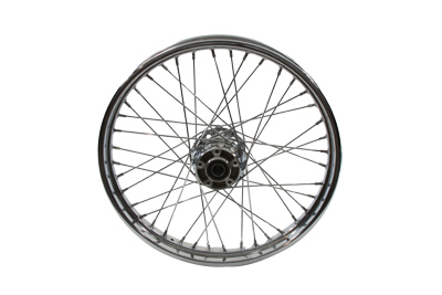 "V-Twin 52-2029 - 21"" Replica Front Spoke Wheel"