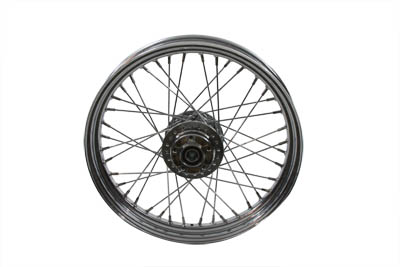 "V-Twin 52-2031 - 19"" Replica Front Spoke Wheel"
