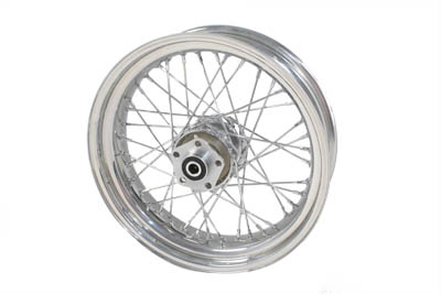 "V-Twin 52-2033 - 17"" Rear Spoke Wheel"
