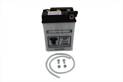 V-Twin 53-0524 - Universal 6 Volt Battery