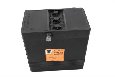 V-Twin 53-0529 - Replica Dry H-1 Battery