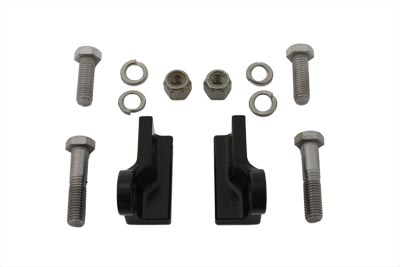 V-Twin 54-0125 - Rear Shock Lowering Kit Black