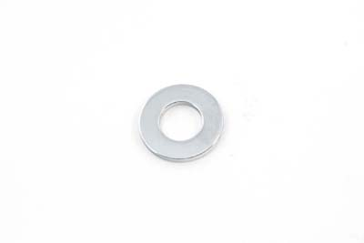 "V-Twin 54-0421 - Chrome Shock Stud Washers 1/2"" Hole"
