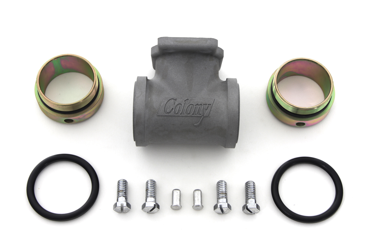V-Twin 7314-9 - Intake Manifold Conversion Kit