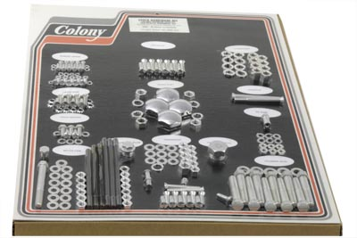 V-Twin 8300 CAD - Stock Style Hardware Kit Cadmium