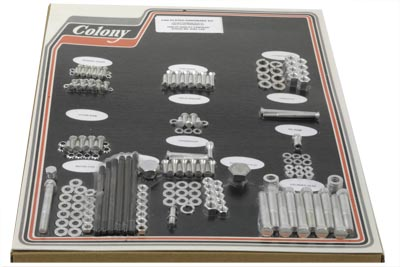 V-Twin 8302 CAD - Stock Style Hardware Kit Cadmium