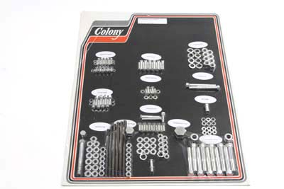 V-Twin 8303 CAD - Cadmium Stock Style Hardware Kit