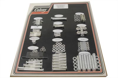 V-Twin 8316 CAD - Stock Style Hardware Kit Cadmium