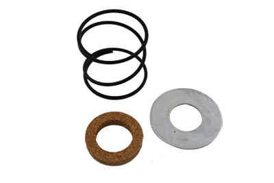 V-Twin 8617-4 - Spring Fork Front Brake Seal Kit