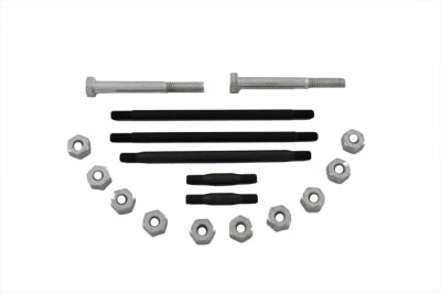 V-Twin 8620-17 - Engine Case Bolt Kit Cadmium