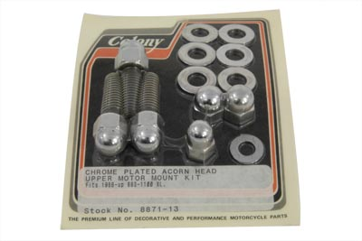 V-Twin 8871-13 - Upper Motor Mount Kit Acorn Type