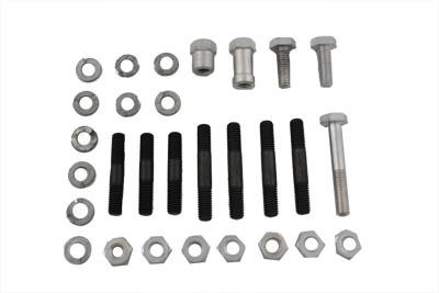 V-Twin 9409-22 - Scavenger Pump Mount Kit Cadmium