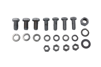 V-Twin 9617-18 - Shifter Bracket Hex Type Bolt Kit