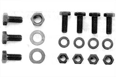 V-Twin 9619-18 - Shifter Bracket Hex Type Bolt Kit