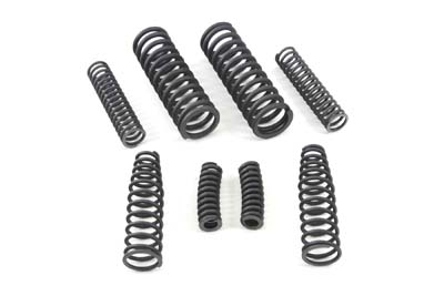 V-Twin 13-0589 - Inner and Outer Springs Parkerized