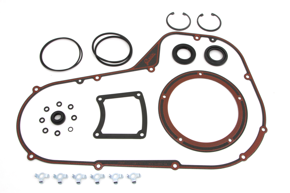 V-Twin 15-1331 - James Foamet Beaded Primary Cover Gasket Kit