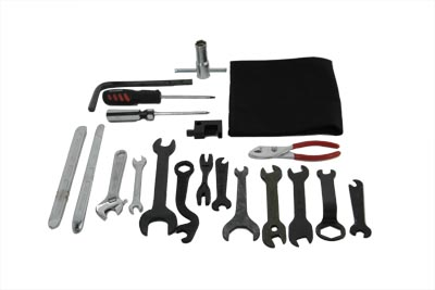 V-Twin 16-0840 - Rider Early Tool Kit for