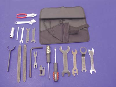 V-Twin 16-0842 - Rider Early Tool Kit for
