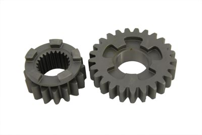V-Twin 17-6100 - Andrews 5-speed Close Ratio Low Gear Set