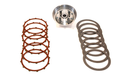 V-Twin 18-0541 - Clutch Hub Plate Kit