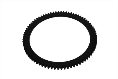 V-Twin 18-3647 - 78 Tooth Clutch Drum Starter Ring Gear Weld-On