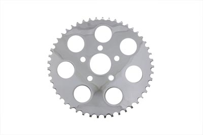 V-Twin 19-0120 - Rear Sprocket Chrome 48 Tooth