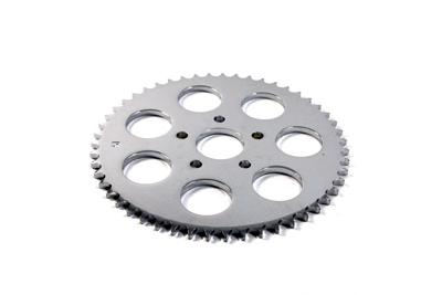 V-Twin 19-0121 - Rear Sprocket Chrome 51 Tooth
