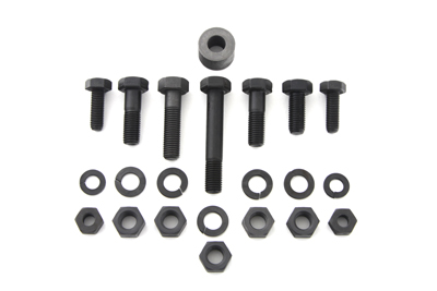 V-Twin 2719-22 - Exhaust Clamp Bolt Kit Parkerized