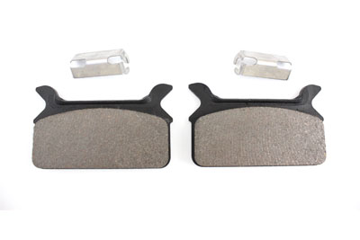 V-Twin 23-0991 - Dura Ceramic Rear Brake Pad Set