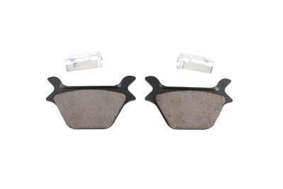 V-Twin 23-0992 - Dura Ceramic Rear Brake Pad Set