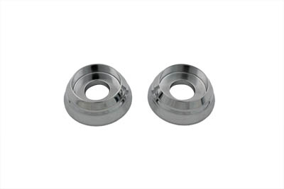 "V-Twin 28-0441 - 1"" Riser Sleeves Chrome"