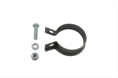 V-Twin 31-0308 - Front Muffler Clamp Stainless Steel