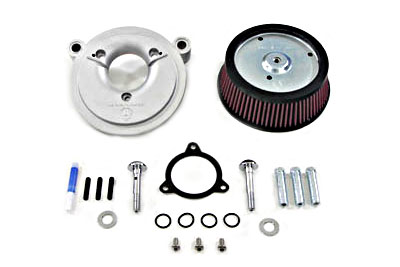 V-Twin 34-0184 - Big Sucker Air Cleaner Kit Stage 1