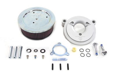 V-Twin 34-0185 - Big Sucker Air Cleaner Kit Stage 2