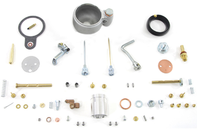 V-Twin 35-0045 - Linkert M51L Carburetor Hardware Kit